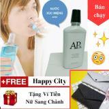 Bán Nước Suc Miệng Nuskin Ap24 Tặng Vi Tiền Nữ Sieu Xinh Nước Suc Miệng Anti Plaque Flouride Mouthwash Trực Tuyến
