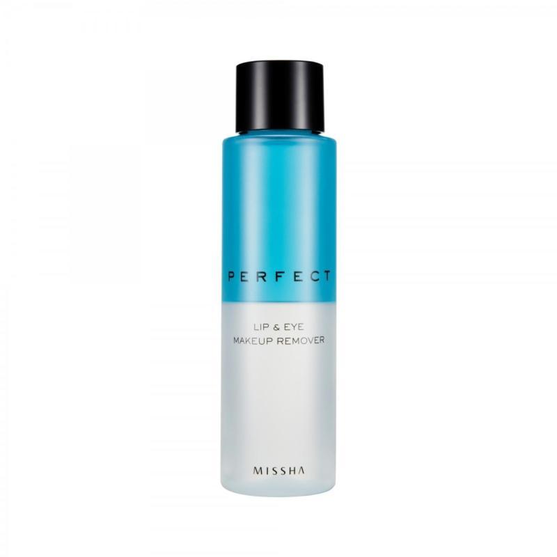 Nước Tẩy Trang Làm Sạch Da Missha Perfect Lip & Eye MakeUp Remover 155ml