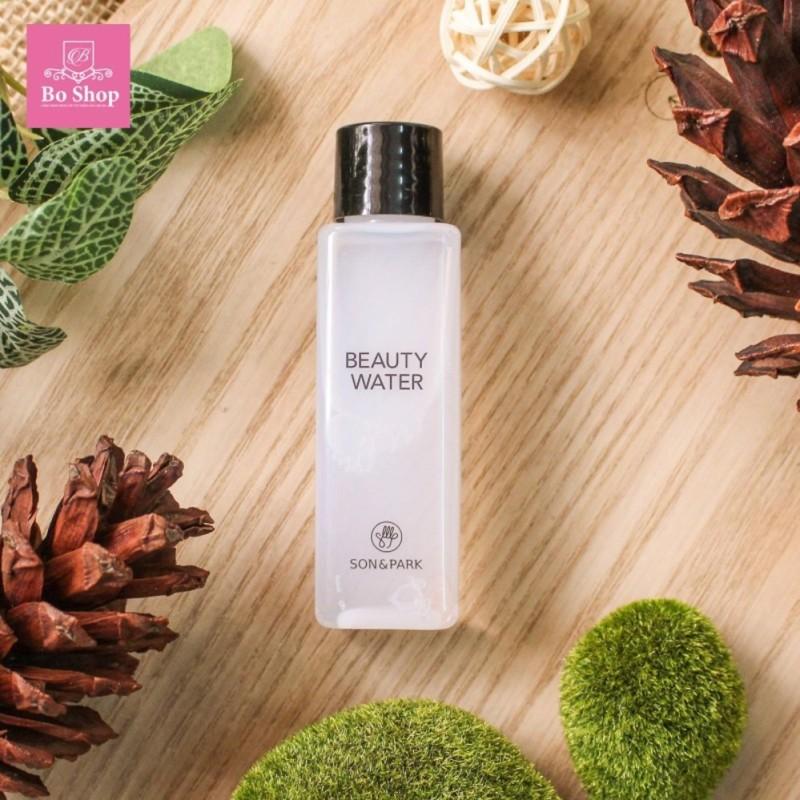 Nước thần kỳ làm đẹp đa năng Son & Park Beauty Water 60ml nhập khẩu