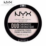 Cửa Hàng Phấn Bắt Sang Nyx Professional Makeup Duo Chromatic Illuminating Powder Dcip04 Snow Rose Nyx Vietnam