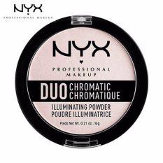 Bán Phấn Bắt Sang Nyx Professional Makeup Duo Chromatic Illuminating Powder Dcip04 Snow Rose Có Thương Hiệu Nguyên