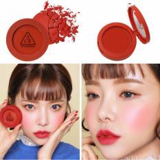 Giá Bán Phán Má Hòng 3Ce Red Recipe Face Blush Purity Red Tong Nóng Có Màu Hòng Pha Cam Vo Cùng Trẻ Trung 3Ce