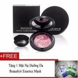 Bán Phấn Ma Hồng Beauskin Crystal Marble Blusher 04 Baby Pink 12G Hang Chinh Hang Tặng 1 Mặt Nạ Dưỡng Da Beauskin Essence Mask Có Thương Hiệu