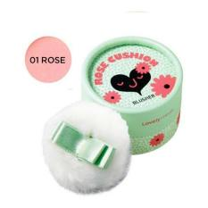 THEFACESHOP - Phấn Má Hồng LOVELY MEEX PASTEL CUSHION BLUSHER 01 ROSE CUSHION 5G tốt nhất