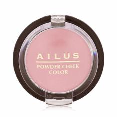Phấn má Naris Ailus Powder Cheek Color Cao cấp Nhật Bản PK1 (Màu hồng) - Hàng chính hãng tốt nhất