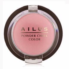Ôn Tập Phấn Ma Naris Ailus Powder Cheek Color Cao Cấp Nhật Bản Pk2 Mau Hồng Đao Hang Chinh Hang Naris Cosmetics