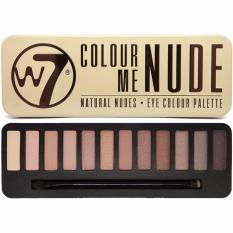 Giá Bán Phấn Mắt 12 Mau W7 Colour Me N*d* Natural N*d*s 15 6G Rẻ