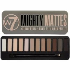 Bán Phấn Mắt 12 Mau W7 Mighty Mattes Natural N*d*s 15 6G Nhập Khẩu