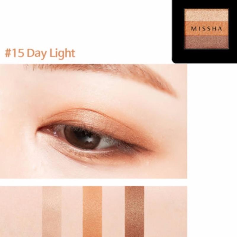 Phấn mắt Missha Triple Shadow #No 15 Day Light
