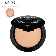 Ôn Tập Phấn Nền Lau Troi Nyx Professional Makeup Stay Matte But Not Flat Powder Foundation Smp06 Medium Beige 7 5G