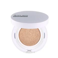 Mã Khuyến Mại Phấn Nước April Skin Magic Snow Cushion White Spf50 Pa 15G No 22 Pink Beige April Skin