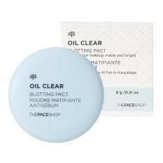Bán Phấn Phủ Tfs Oil Clear Smooth Bright Pact Spf30 Pa N203 4Ml 13Fl Oz The Face Shop Người Bán Sỉ