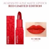 Giá Bán Phien Bản Giới Hạn Son Thỏi Li Agapan Pit A Pat Matte Red Limited Edition R21 Lucky Strike Cam Tươi Rực Rỡ Trẻ Trung Nguyên