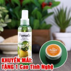 Pomelo Tinh Dầu Bưởi 130ml + Km 1 Cao Tinh Nghệ 30ml