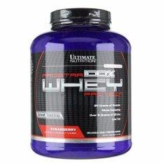 Prostar 100% Whey Protein - Sữa tăng cơ giảm mỡ vị dâu rừng 2.39 kg
