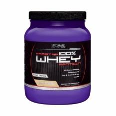 Hình ảnh Sữa tăng cơ giảm mỡ vị vani Prostar Whey 100% Protein Vani 454 grams