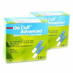 Giá Bán Que Thử Đường Huyết On Call Advanced Mới Rẻ