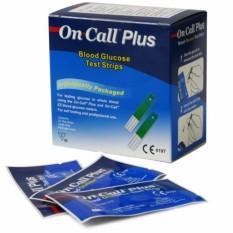 Que thử đường huyết On Call Plus chính hãng