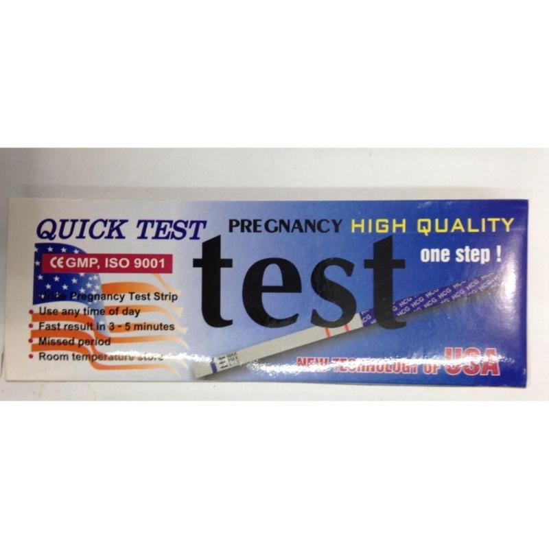 Que thử thai Quick Test nhập khẩu