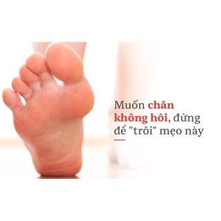 Sạch Hôi Chân Trong 7 Ngày, Tự Tin Dạo Phố thumbnail