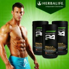 Hình ảnh Thực phẩm bảo vệ sức khỏe Sản Phẩm Dinh Dưỡng Cho Vận Động Viên Herbalife 24 Rebuild Strength Hương Socola (Health Supplement Herbalife 24 Rebuild Strength - Chocolate) F1 Herbalife (1010g)