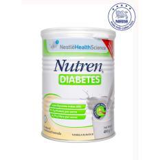 Chiết Khấu Sản Phẩm Sản Phẩm Dinh Dưỡng Y Học Nutren Diabetes 400G