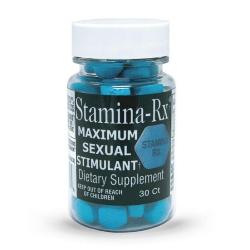 Sản phẩm hỗ trợ tình dục dành cho Nam Stamina Rx 30 viên