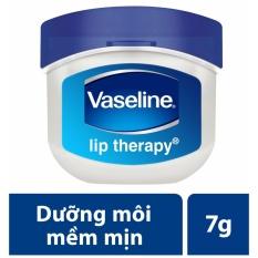 Sáp dưỡng môi mềm mịn Vaseline lip 7g nhập khẩu