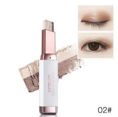 Hình ảnh Sáp kẻ mắt 2 màu Hàn Quốc color eye shadow số 02 MKHO#02