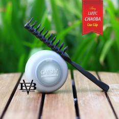 Sáp vuốt tóc Gatsby Xám Moving Rubber Grunge Mat 80g Nhật Bản + Tặng lược tạo kiểu cao cấp Chaoba