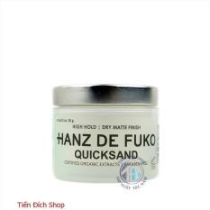 Bán Mua Trực Tuyến Sap Vuốt Toc Nam Hanz De Fuko Quicksand Của Mỹ 56G 2 Oz