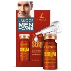Serum Chữa Nám, Tàn Nhang, Đồi Mồi Collagen+ Đẹp Da 12ml LANGCE Total Beauty dành cho nam cao cấp