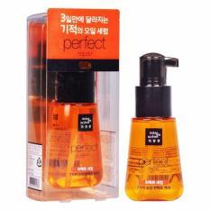 Hình ảnh Serum Dưỡng Tóc dạng gel phục hồi hư tổn, dưỡng tóc chắc khỏe Mise En Scene Perfect Repair Hair Serum 70ml