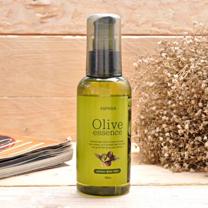 Serum dưỡng tóc Oliu Aspasia Olive Essence 100ML