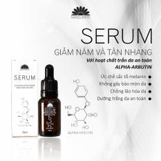 Hình ảnh Serum giảm nám và tàn nhang Narguerite (15ml)