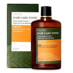 Serum Kích Thích Mọc Tóc từ Thảo Dược VACOSI Hair Care Tonic 150ml (Hàng Chính Hãng)