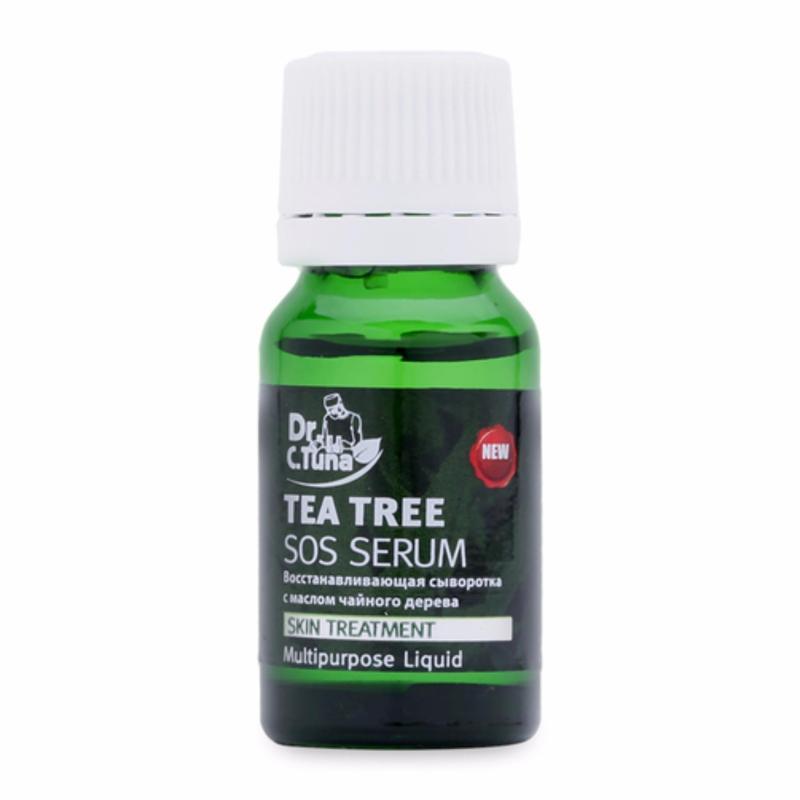 Tea Tree Sos Serum – Đặc Biệt Cho Da Mụn (1824BAS)