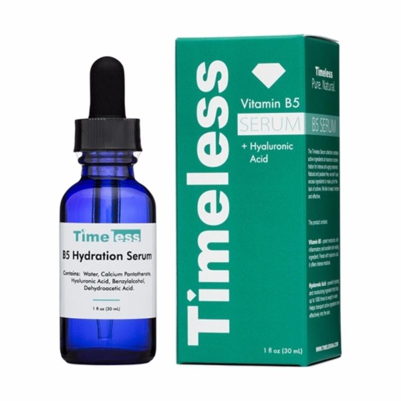 Serum Timeless Dưỡng Ẩm, Phục Hồi, tái tạo da B5 Hydration 30ml