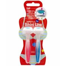 Hình ảnh Set 2 dao cạo vùng Bikini- Hàng nhập khẩu Nhật Bản