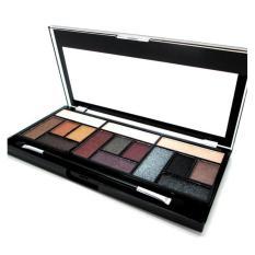 Bán Mua Trực Tuyến Set Màu Mắt 15 Mau Ấn Tượng Sivanna Colors Pro Looks Palette No2