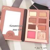 Set Màu Mắt Xinh Xắn Mau Ấn Tượng Sivanna Colors Diary Eyeshadow Palette No 3 Bronze Glam Sivanna Chiết Khấu