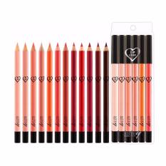 Bán Set Son But Chi 12 Cay Tiện Dụng Ashley Premium Cosmetic Lip Liner Rẻ