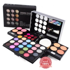 Giá Bán Set Trang Điểm Sivanna Colors Pro Make Up Palette No 02 Mới