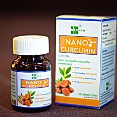 Siêu Tinh Nghệ Nano Curcumin Dạng Dung Dịch - Chỉ 1ml/ Lần Uống