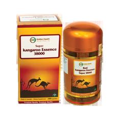 Sinh lý nam Golden Health Red Kangaroo Essence Super 38000mg nhập khẩu