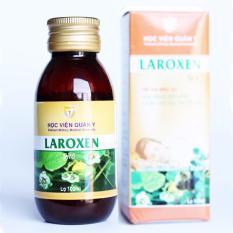 Ôn Tập Siro Thảo Dược Laroxen Chữa Mất Ngủ Tận Gốc Mới Nhất