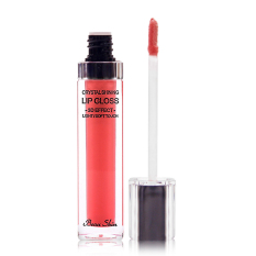 Son Bong Dạng Gel Beauskin Crystal Shining Lip Gloss 6Ml No 706 Veiling Peach Hang Chinh Hang Beauskin Chiết Khấu 30