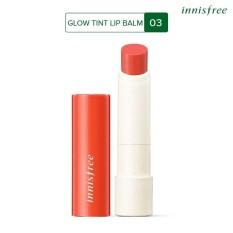 Hình ảnh Son dưỡng có màu Innisfree Glow Tint Lip Balm Peach 3.5g #3 (Hồng cam)