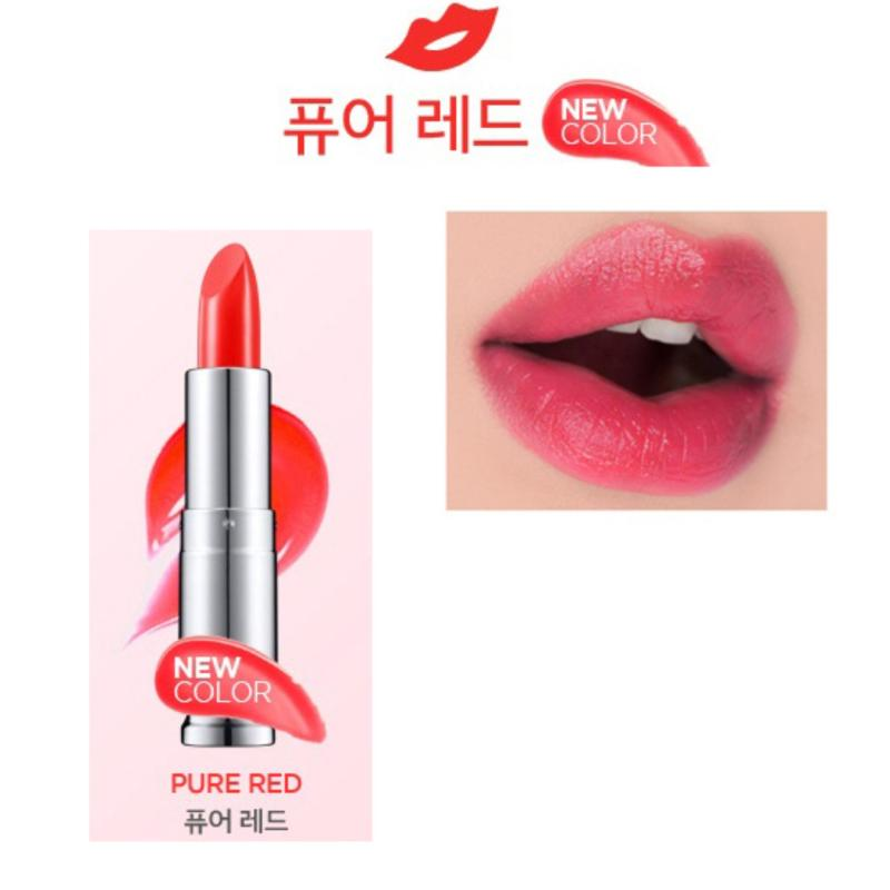 Son Dưỡng Có Màu Secret Key Sweet Glam Tint Glow #Pure Red cao cấp