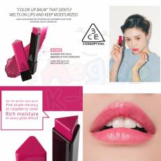 Giá Bán Son Dưỡng Co Mau Thế Hệ Mới 3Ce Bebe Color Lip Balm Hush 3Ce Tốt Nhất